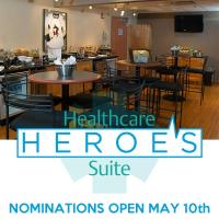 """Nominations open this Sunday for """"Healthcare Heroes Suite"""" at ASM Global managed Mohegan Sun Arena"""