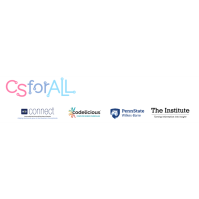 Wilkes-Barre Connect, Codelicious, Penn State Wilkes-Barre, and The Institute Contribute to CSforALL