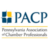 """PACP Recognizes Everal """"Ben"""" Eaton and Lindsay Griffin of the Greater Wyoming Valley Chamber"""