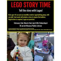 Lego Story Time