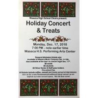 Holiday Concert & Treats