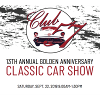 Miller Armstrong Building's 13th Annual Classic Car Show