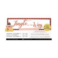 Pippi Lane's Jingle All the Way Shopping Event
