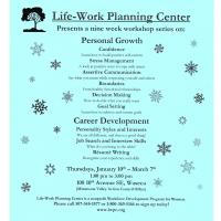 Life-Work Planning  - Personal Growth