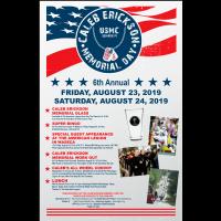 6th Annual Caleb Erickson Memorial Day
