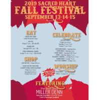 Sacred Heart Fall Festival