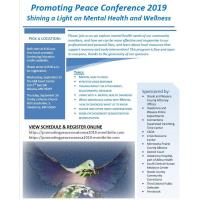 Promoting Peace Conference 2019