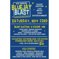 8th Annual Waseca Bluejay Blast- Waseca Schools PTO Fundraising Event