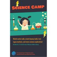 Science Camp- Waseca Public Library