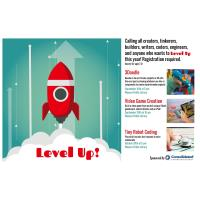 Level Up-3Doodle-Waseca Public Library