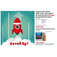 Level Up-Musical Coding -Waseca Public Library