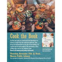 Cook the Book @ Waseca Public Library