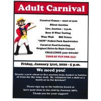 American Legion- Adult Carnival