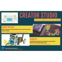 Creator Studio-Coding for Robotics and Game Design @ Waseca Public Library