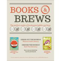 Books & Brew - Waseca Public Library @ Half-Pint Brewery