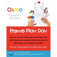 Osmo Play Day @Waseca Public Library