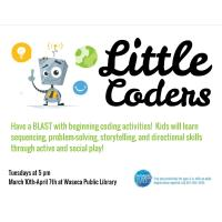 Little Coders @ Waseca Public Library