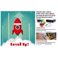 Level Up- Bloxels Game Design