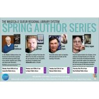Spring Author Series- Peter Geye @ Le Sueur Public Library