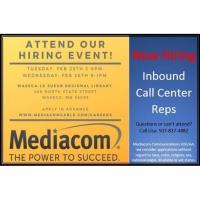 Mediacom Hiring Event