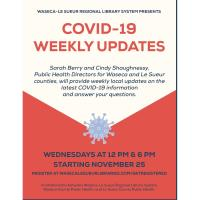 COVID-19 Weekly Updates