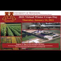 2021 Virtual Winter Crops Day