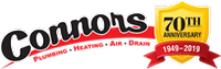 Connors Plumbing & Heating, Inc.
