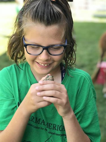 Day Camp Adventures at Farmamerica