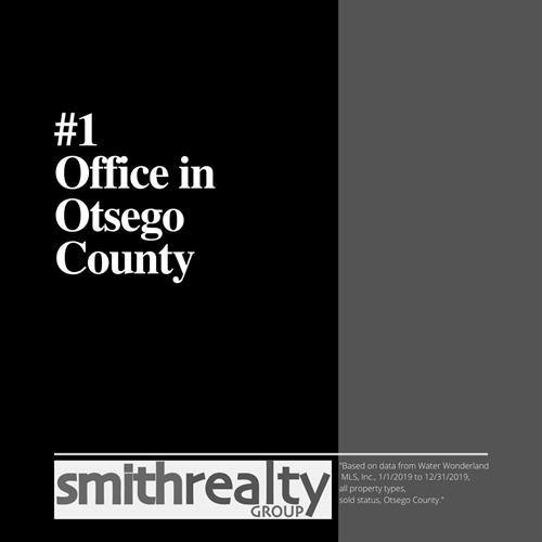 #1 Office in Otsego County
