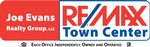 Joe Evans with RE/MAX Town Center