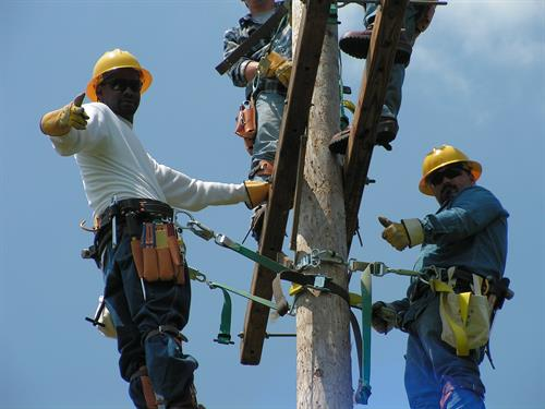 Adult Ed Power Lineman program