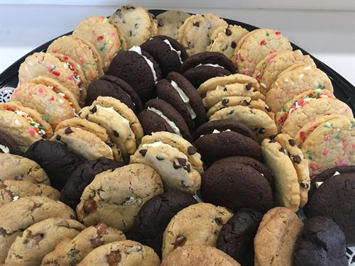 Cookies and whoopies