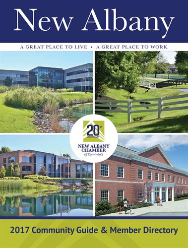 New Albany Chamber of Commerce Directory 2017