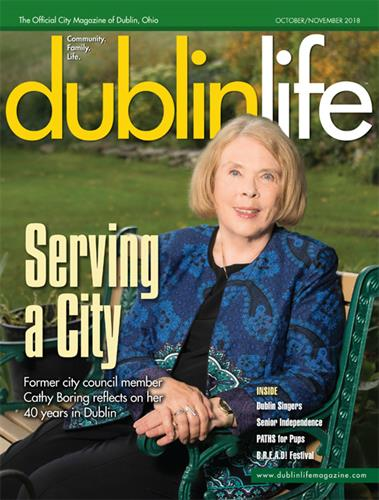 Dublin Life - issue October/November 2018