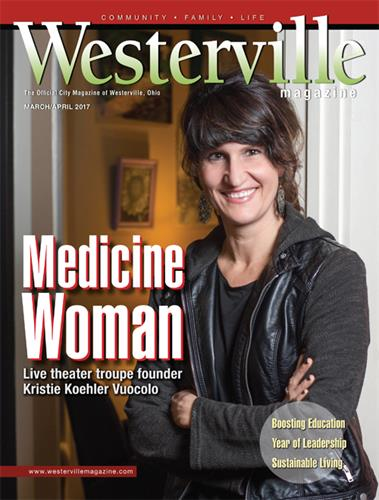 Westerville Magazine - March/April 2017