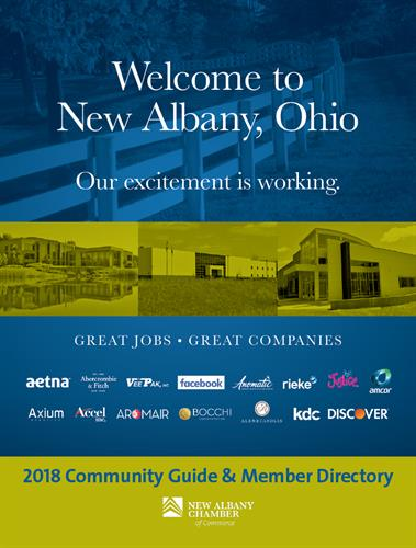 New Albany Chamber of Commerce Directory 2018
