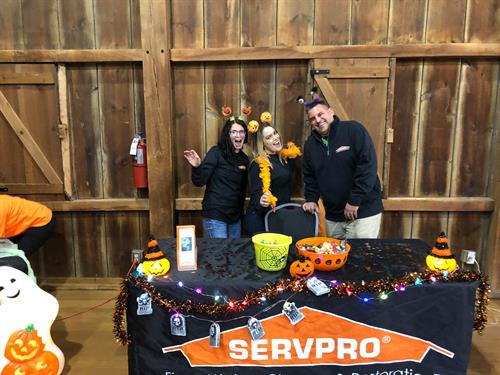 SERVPRO of Northeast Columbus at Westerville's Treat Trail