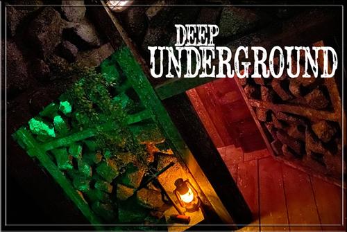 Early Fall:  Deep Underground