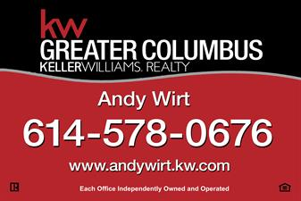 Andy Wirt, Keller Williams Greater Columbus Realty