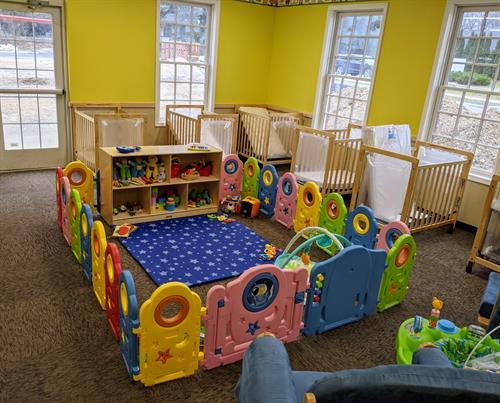 Infant 1 room