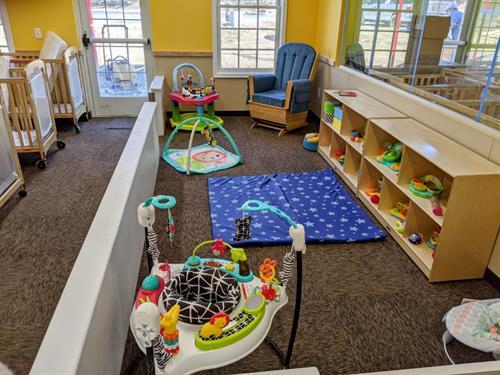 Infant 2 room