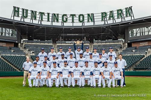 Columbus Clippers Official Team Photo