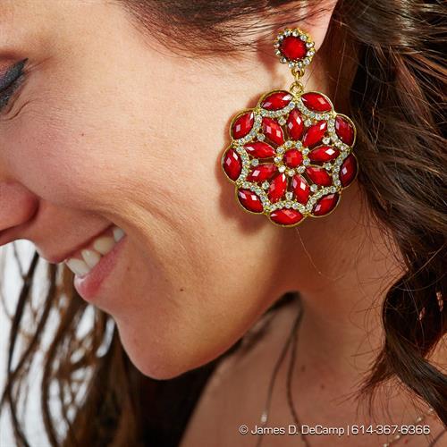 Earrings by Tiffany & Co.