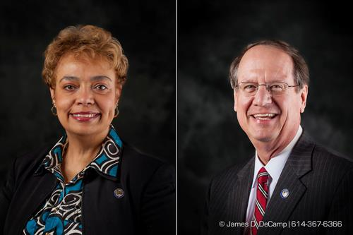 Ohio Senate Official Portraits