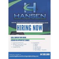Hansen Heating, Plumbing & Air Conditioning