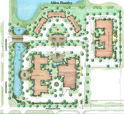 Alden Estates - Courts of Huntley