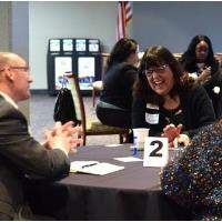 Building Business Connections at the Moda Center