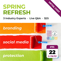 Spring Refresh: Branding, Social Media, and Protection