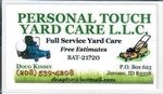 D.A.K. Personal Touch Yard Care
