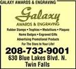 Galaxy Awards